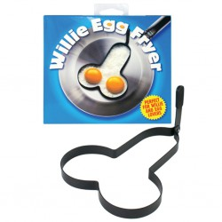 Foremka do smażenia jajek w kształce penisa - Rude Shaped Egg Fryer Willie
